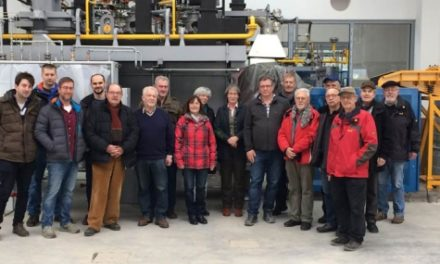 FWG Hüttenberg besichtigt heimische Firmen