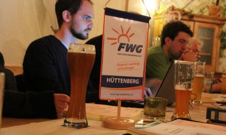 Vereinsvorstand der FWG Hüttenberg