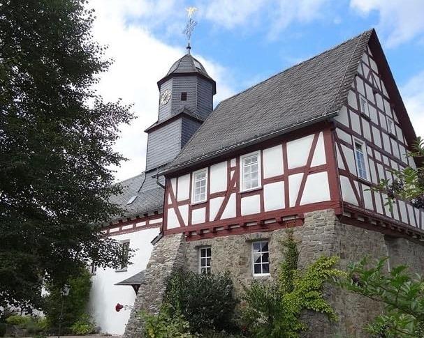Kirche Reiskirchen