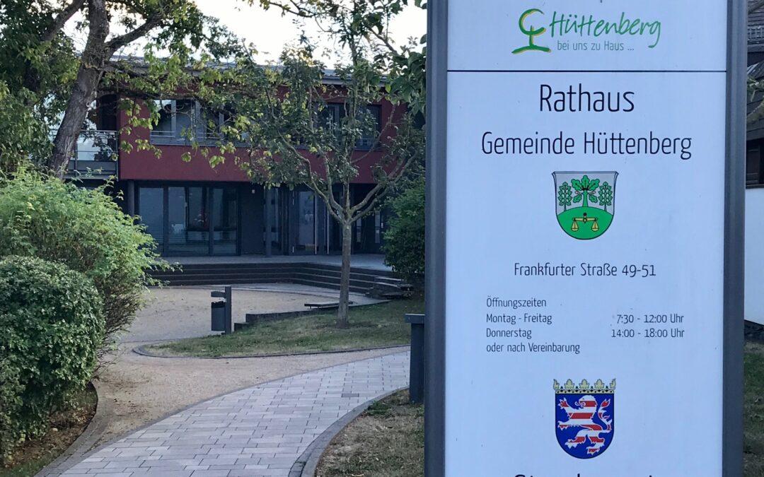 Paukenschlag in Hüttenberg: Bürgermeister Christof Heller tritt aus der CDU aus